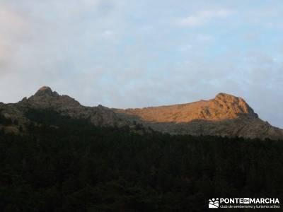 Cuerda de las Cabrillas - Senderismo en el Ocaso;rutas de senderismo cerca de madrid agencias sender